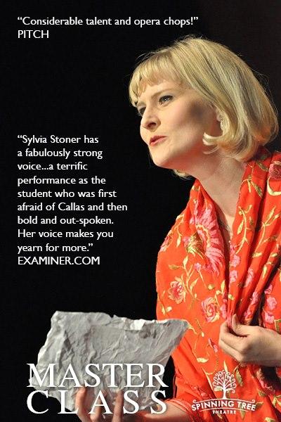 Sharon Graham, Maria Callas: Masterclass, Spinning Tree Theater, Overland Park, Kansas, 2012