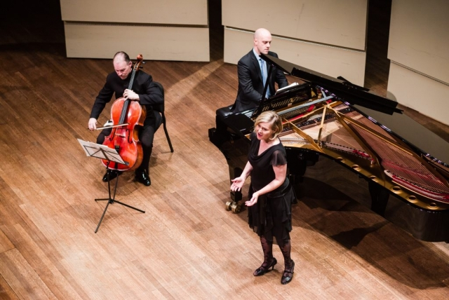 """Dream With Me,"" Bernstein, A Skidmore Faculty Gala Celebration, Skidmore College, Saratoga Springs, New York, October 2018"