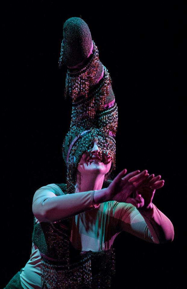 Emma Darwin/Worm Queen, Darwin (world premiere), NewEar and Owen Cox Dance Group, Kansas City, Missouri, 2013